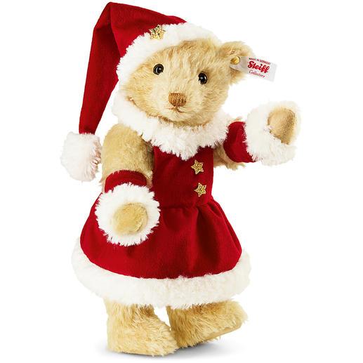 Steiff Mrs Santa Claus Teddybär 2015 - Steiff Mrs Santa Claus Teddybär 2015 in limitierter Edition.