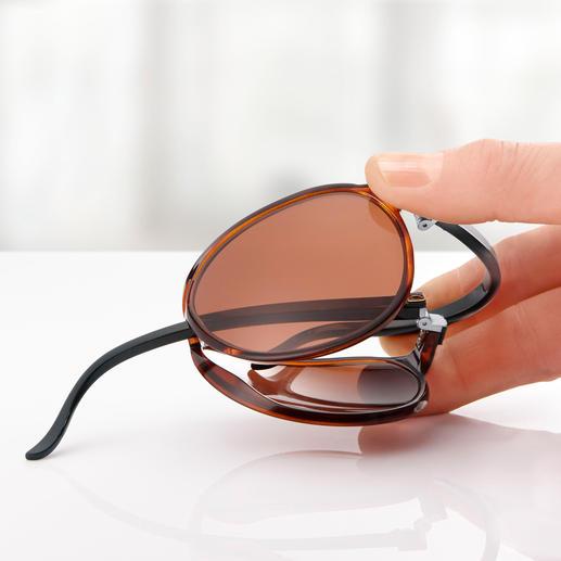 Gloryfy unzerbrechliche Sonnenbrille - Optimaler Schutz, beste Sicht: die weltweit erste Sonnenbrille, die komplett unzerbrechlich ist.