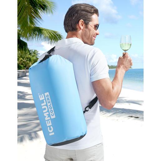 IceMule® Soft-Cooler - Der IceMule® kühlt wie eine Hart-Kühlbox, ist aber so bequem wie ein Rucksack - perfekt für unterwegs.