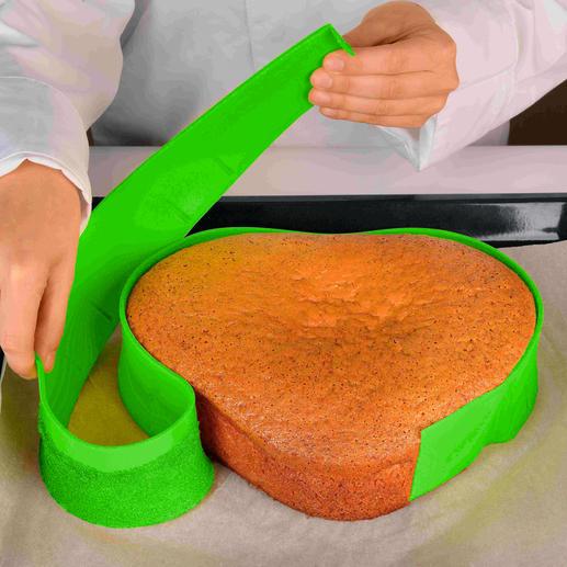 Free Bake Silikonband - Unzählige kreative Kuchenformen – mit nur einem genialen Silikonband.