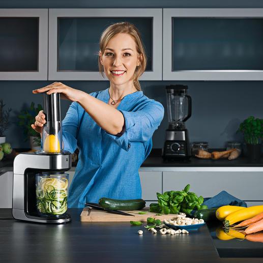 """Mit Rezepten von """"La Veganista"""" Nicole Just, der prominenten Kochbuchautorin, TV-Köchin und Bloggerin."""
