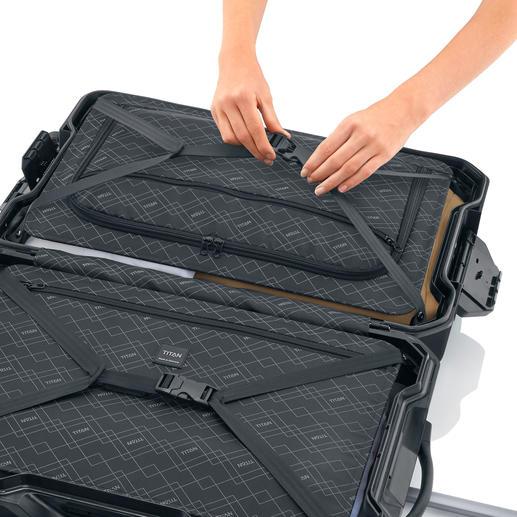 TITAN® Senolite®-Rahmenkoffer Ultraleicht. Extrem robust. Super sicher.