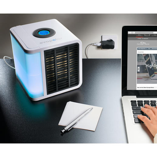 evapolar verdunstungsklima ger t 230v usb online kaufen. Black Bedroom Furniture Sets. Home Design Ideas