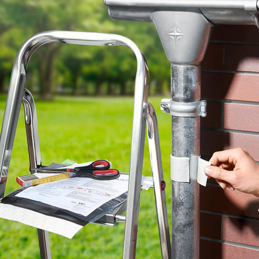 Quick Patch™-Reparaturfolie Schnell, einfach, professionell: die UV-härtende Reparaturfolie aus Industrie und Handwerk.