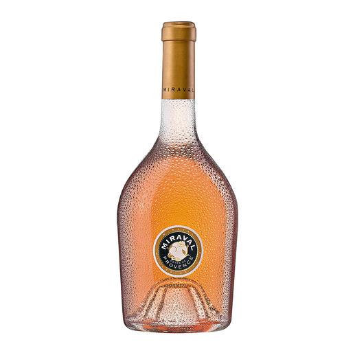 Miraval 2016, Jolie-Pitt & Perrin, Côtes du Provence, Frankreich Der erste Rosé in der Top-100-Liste des Wine Spectators.* In 37 Jahren. (Ausgabe vom 31.12.2013)