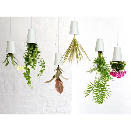 Boskke blumentopf sky planter recycled gr s weiß