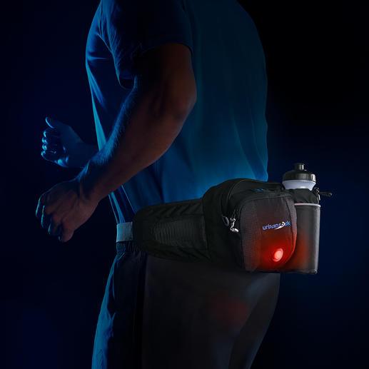 Hüfttasche mit LED-Sicherheitslicht