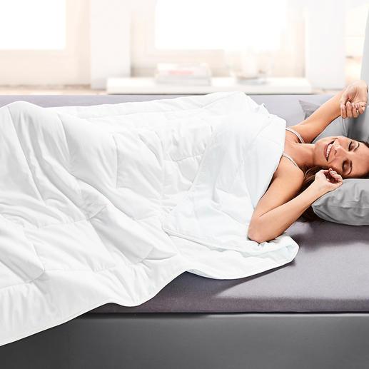 HEFEL Cool Sommerdecke Erholsamer Schlaf auch in heißen Sommernächten.
