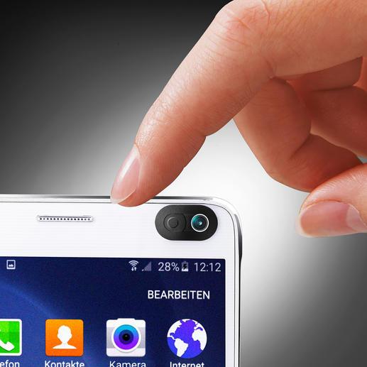 Spyslide® Webcam-Abdeckung, 3er-Set - Webcam-Sicherheit mit Stil. Eine der flachsten und elegantesten Kamera-Abdeckungen für Laptop, Tablet, PC-Bildschirm, ...