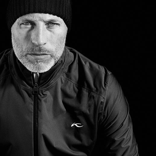 Skirennfahrer Lasse Kjus, Mitbegründer und Namensgeber.
