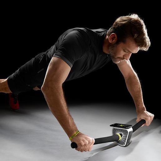 PRAEP® Balancetrainer ProPilot® Core-Training, inspiriert von Mountainbiking und Motocross.