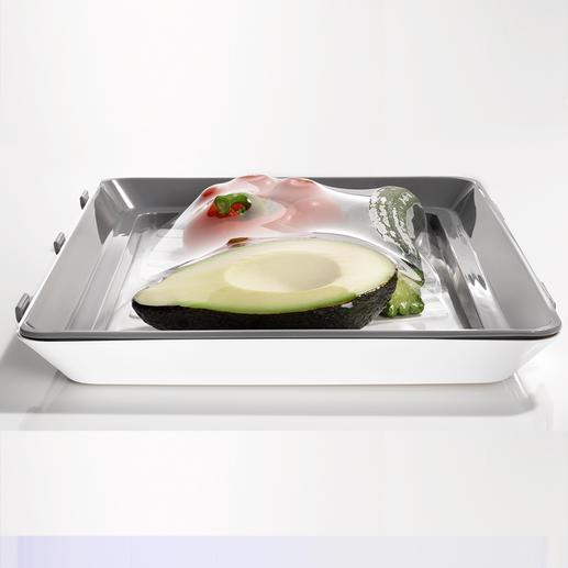 Click & Fresh-Frischhalte-Schale, 2er-Set