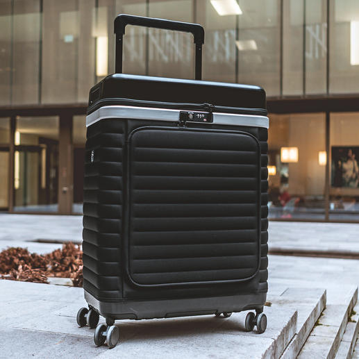 PULL UP Suitcase® 2-in-1