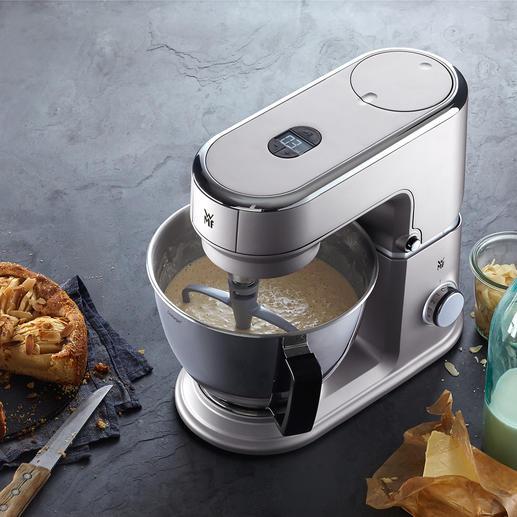 WMF KÜCHENminis Küchenmaschine Auf kleinstem Raum: alles, was Sie von einer professionellen Küchenmaschine erwarten.
