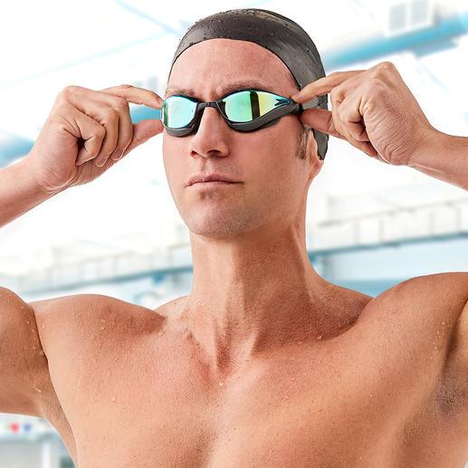 Speedo Fastskin Pure Focus Mirror - Die schnellere Schwimmbrille ist auch die bessere.