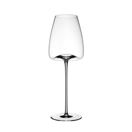 FRESH: Für sehr frische Weißweine, leichte Roséweine, Frizzante und jede Art von Schaumwein (auch Champagner) H24cm, Ø8cm, Inhalt ca. 340ml.