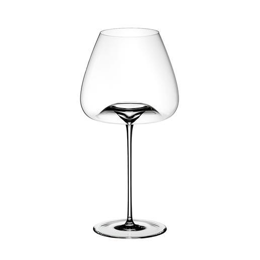 BALANCED: Für weiße und rote Burgunder, große Piemonteser, extrem vielschichtige und dennoch sensible Weiß- und Rotweine, sehr opulente Roséweine, alte Jahrgangs-Champagner. H25cm, Ø12cm, Inhalt ca. 850ml.