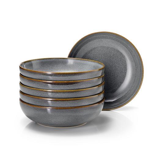Pasta-Teller, 6 Stück