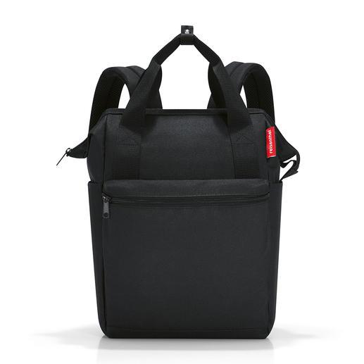 reisenthel® 2-in-1 Isoliertasche Die bessere Isoliertasche lässt sich auch bequem als Rucksack schultern.