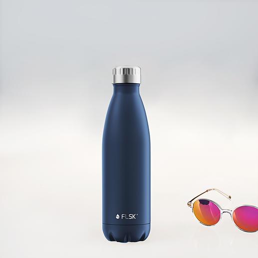 Isolierflasche, 0,5 l, Midnight-Blue