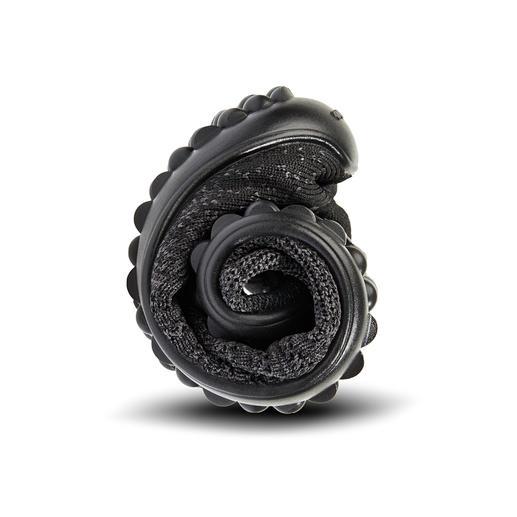 Nur 8mm dünn und extrem biegsam: die patentierte Noppensohle aus Lifolit®.