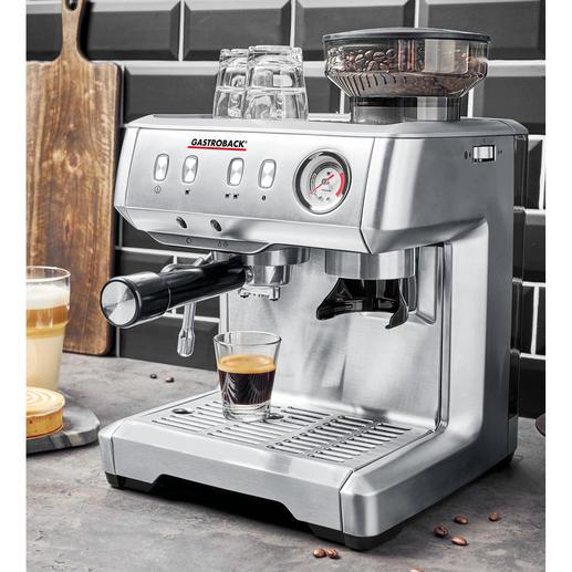 Siebträger Espressomaschine Barista Advanced Professionelle Technik. Preisgekröntes Design. Top-Preis.