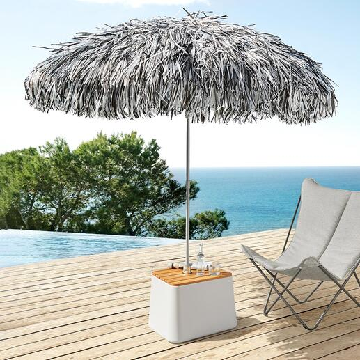 Fransenschirm Spektakulärer Blickfang im Garten, auf der Terasse, am Pool, ...