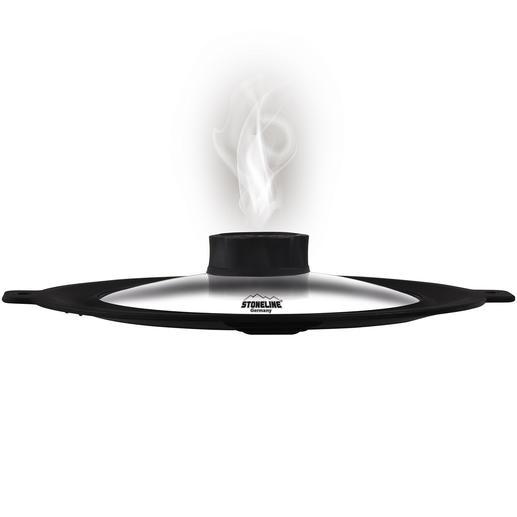 Dank integriertem Aktivkohle-Filter bleibt die Luft in Ihrer Küche angenehm frisch.