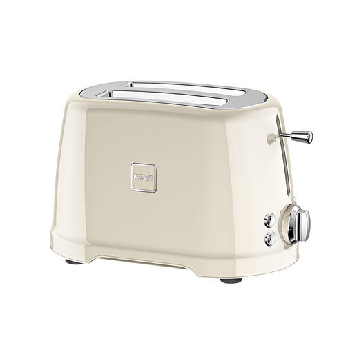 Toaster Iconic T2, Cremeweiß