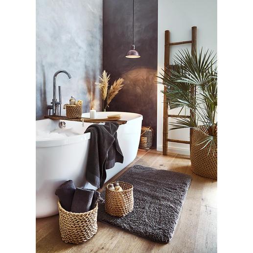 Vielseitig einsetzbar im ganzen Haus: als Behältnis für Ihre Badaccessoires, als Übertöpfe für Ihre Pflanzen,...