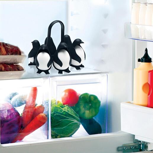 Perfekt auch zum Lagern Ihrer Eier im Kühlschrank.
