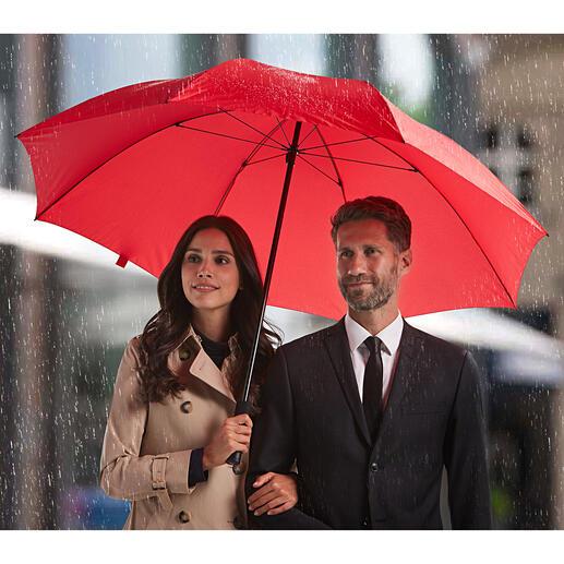 UltraleichterXL-Schirm Das Leichtgewicht unter den extragroßen Regen- und Sonnenschirmen. Von Knirps®.