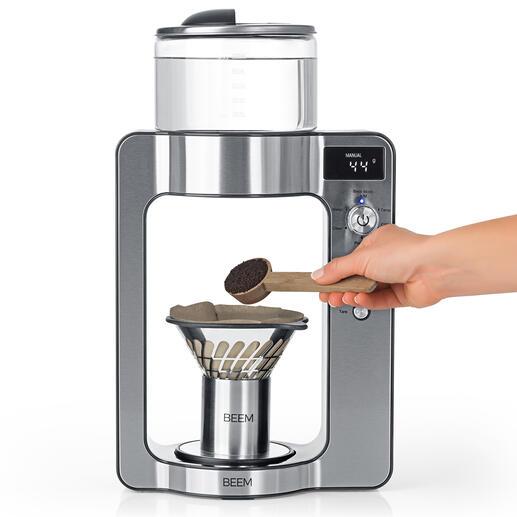 Pour-Over-Kaffeemaschine mit Waage