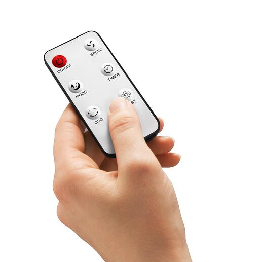 Seecode Nebelventilator mit Touch-Screen