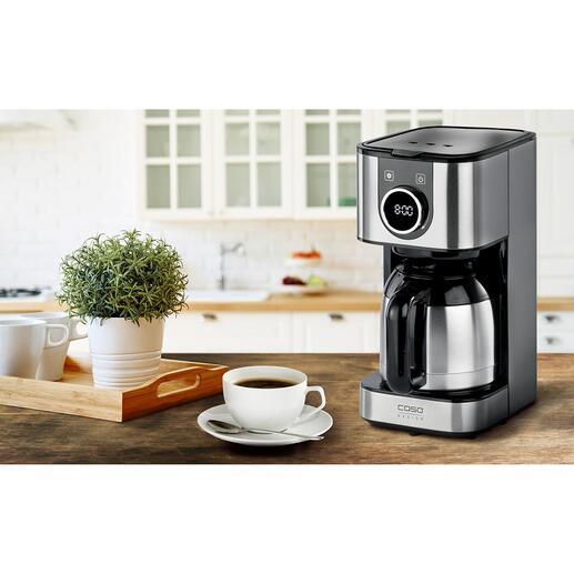 Design-Kaffeemaschine Selection mit Thermoskanne