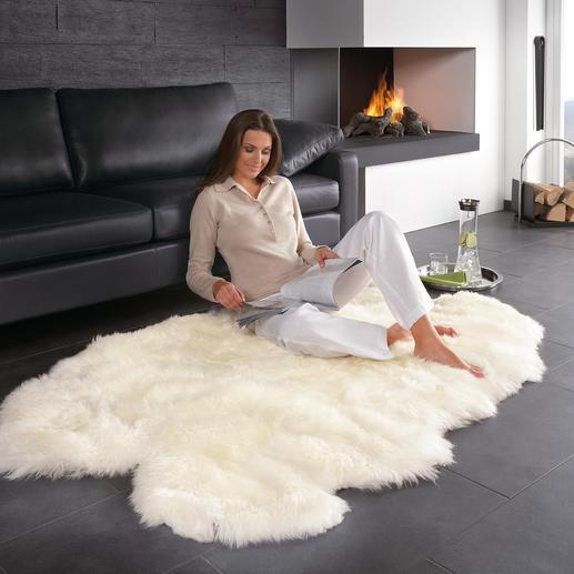 lammfell teppich 160 x 100 cm gro 223 und sogar