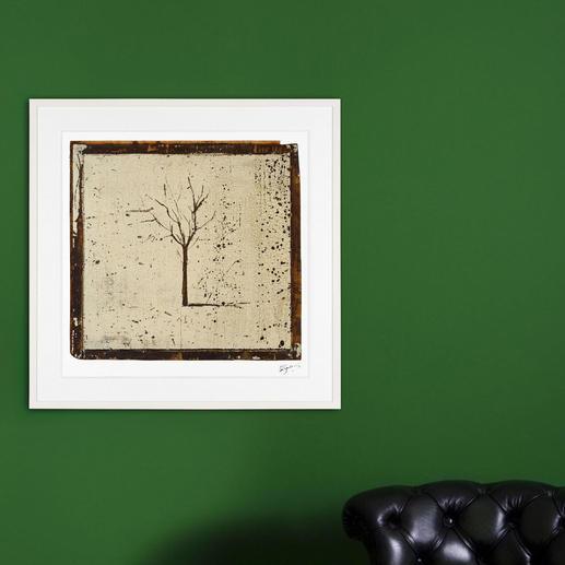 Schlichte Eleganz und enorme Klarheit zeichnen die Kunst Kai Savelsbergs aus.