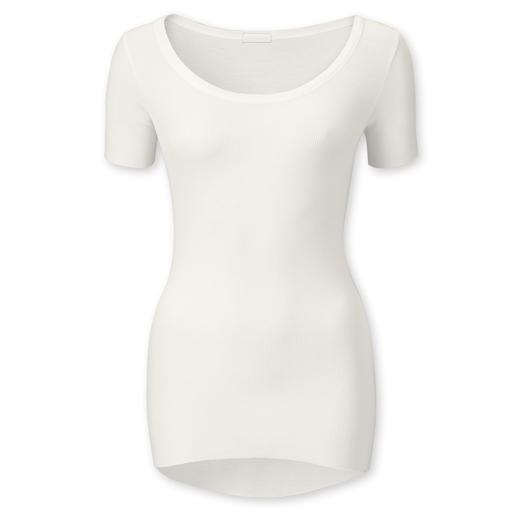 Weiß, Shirt