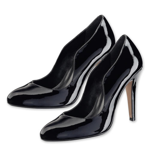 Olympic Lack-High-Heels Must-have-Pumps in Top-Qualität, zum Top-Preis.