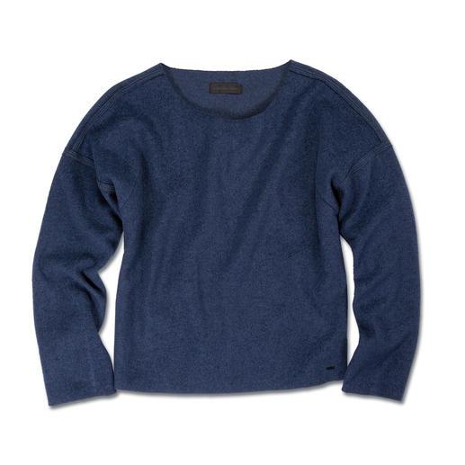 Calvin Klein Jeans Oversize-Kastenpulli - So sportlich, so leger kann High Fashion sein.