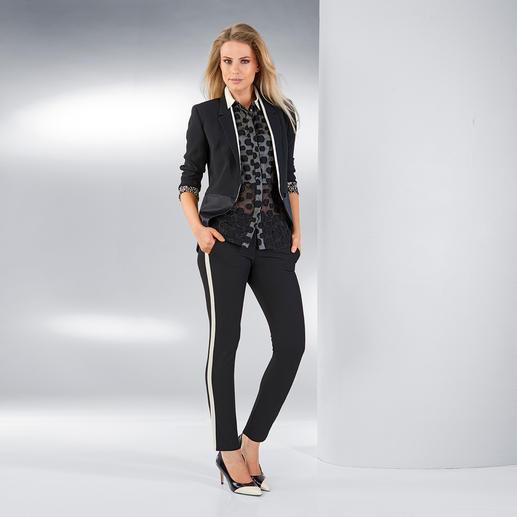 CostumeNemutso Anzug-Hose oder -Jackett - Ein Hosenanzug neuester Generation: Sportive Lässigkeit, gepaart mit der Eleganz eines Smokings.