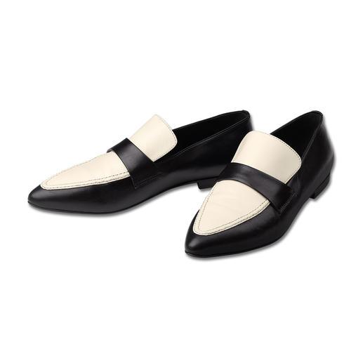 Strenesse Dandy-Loafer - So feminin sind maskuline Loafer nur selten. Von Strenesse.