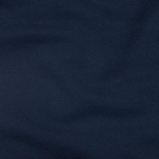 Pierre Balmain Sweater oder Jogging-Pants Trendiger Jogging-Look, ohne Homewear-Verdacht. Feminin schlank und edel blau/gold. Von Pierre Balmain.
