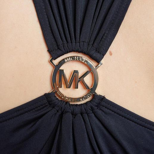 MICHAEL Michael Kors Strandkleid, Leo-Print-Kleid oder Badeanzug Glamourös vom Frühstück bis zum Sundowner: Die Bade-Kombination von MICHAEL Michael Kors.
