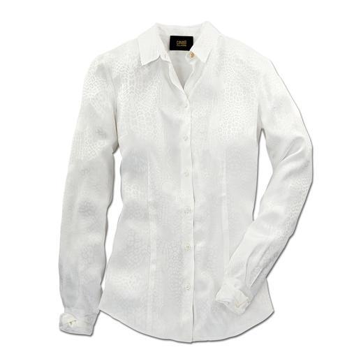 cavalli CLASS Basic-Bluse Dezentes Muster und dennoch typisch Cavalli.