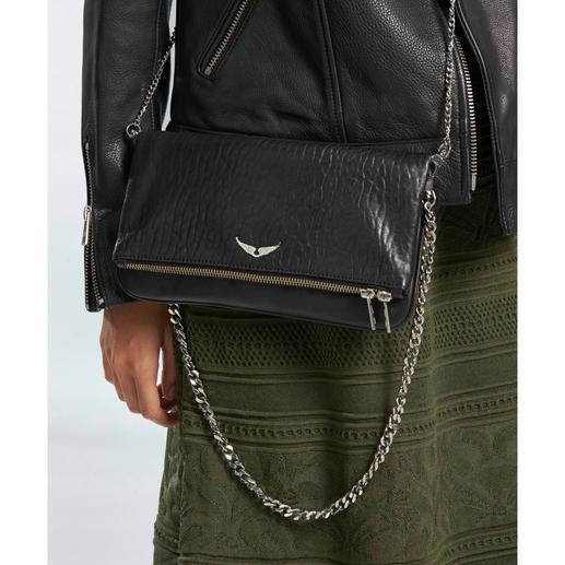 Zadig & Voltaire Bag Rock Bubble Top-Trend Chain-Bag: Bei Zadig & Voltaire längst ein begehrter Klassiker.