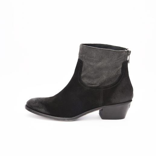 Zadig & Voltaire Boots Kurze Cowboy-Booties: Modisch groß im Kommen. Doch bei Zadig & Voltaire schon längst erprobt.