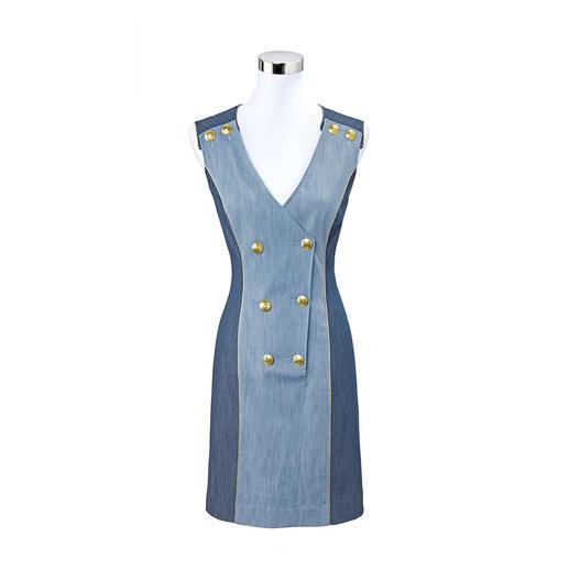 Pierre Balmain Blazer-Kleid Heute Top-Trend – morgen ein Design-Klassiker: Pierre Balmains Blazer-Kleid.