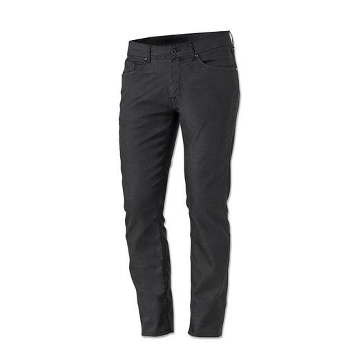 Lagerfeld Raw-Jersey-Jeans Raw-Denim-Look: Angesagt clean und kernig, aber dabei ganz soft und bequem.