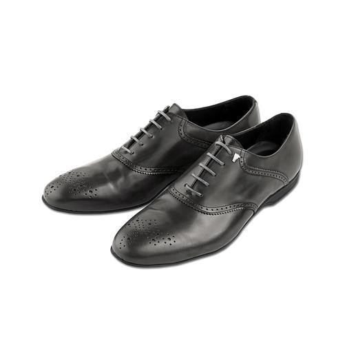 Versace COLLECTION New-Brogue Versaces Update für den Full-Brogue-Klassiker: Italienisch schmaler Leisten.